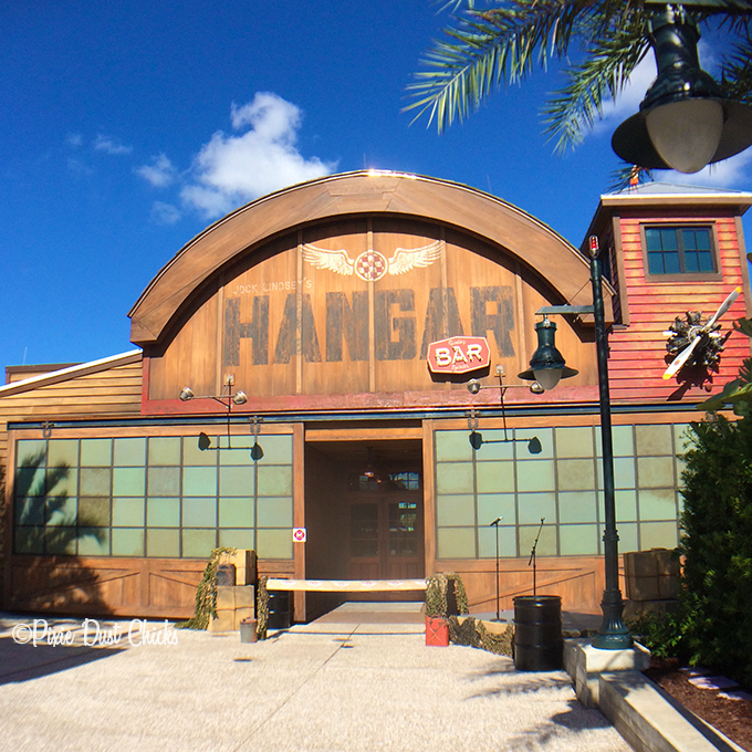 Jock Lindsey's Hangar Bar at Disney Springs | PixieDustChicks.com