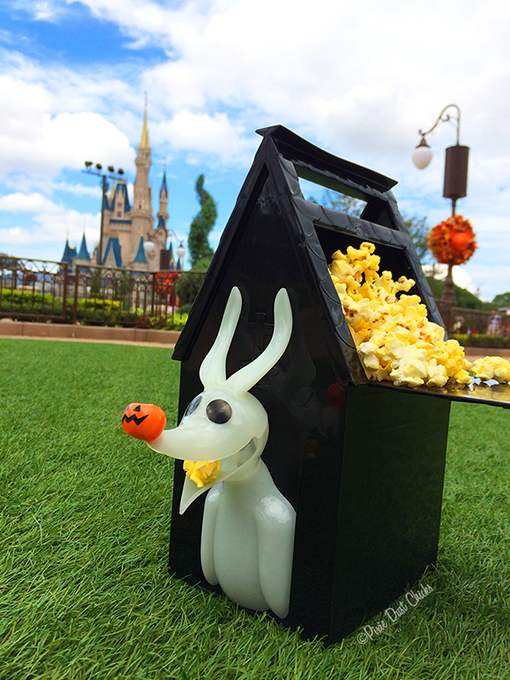 Zero Popcorn Bucket in Magic Kingdom | PixieDustChicks.com