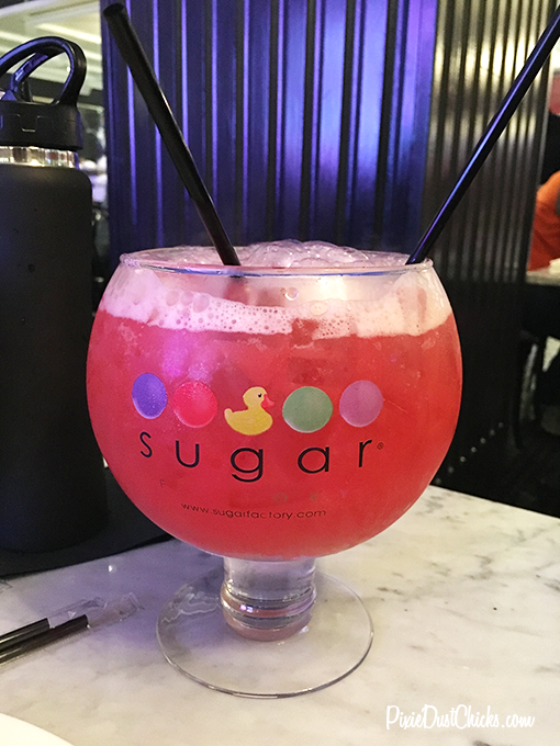 The Sugar Factory comes to Orlando! | PixieDustChicks.com
