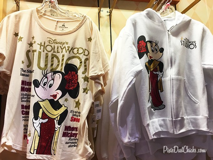 Disney's Hollywood Studios goes Vintage in Merchandise! | PixieDustChicks.com
