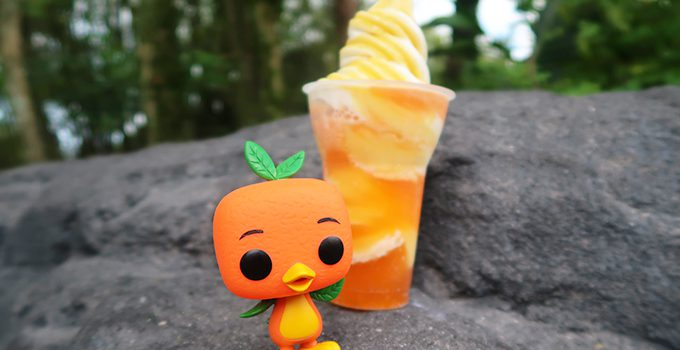 New Orange Bird Funko Pop! at Walt Disney World