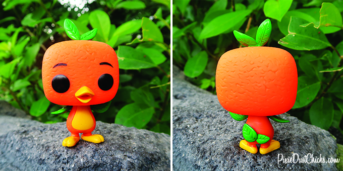 Orange Bird Funko Pop! at Walt Disney World!